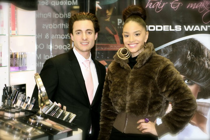 Libell Duran at Robert Fiance Makeup Academy