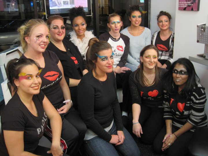 makeup class, makeup school, makeup training, makeup artists, learn makeup, cosmetology, beauty school, make-up school