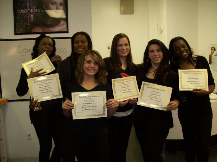 Certified Makeup Artist, Makeup School, Students, Makeup Artists, makeup artistry